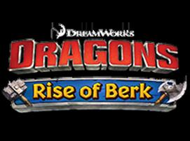 Dragons Rise of Berk Logo